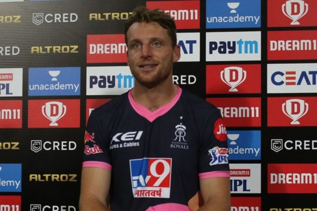 IPL 2020: You Have To Keep Trusting Yourself - Jos Buttler