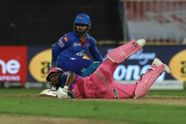 Rajasthan Royals Rishabh Pant Out For a Week With Injury