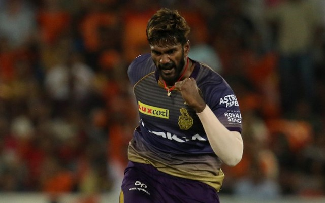 Prithvi Raj Yarra IPL SRH