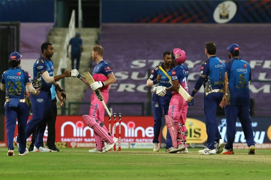 IPL 2020: Match 45-Rajasthan Royals vs Mumbai Indians-Match Report