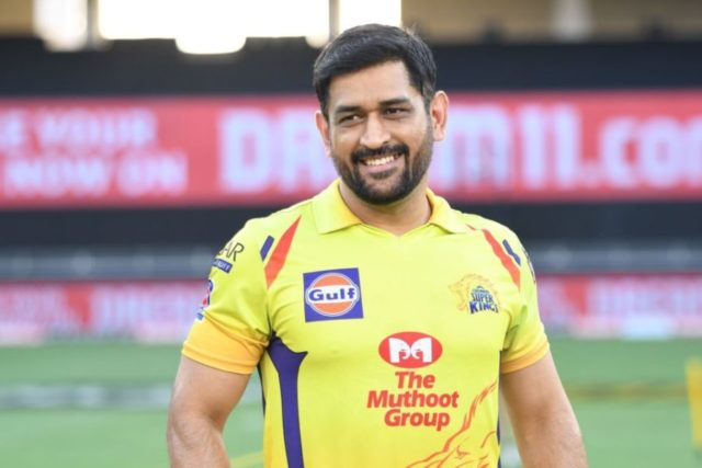 Will MS Dhoni lead CSk to their 4th title in IPL 2021? Image Source: BCCI
