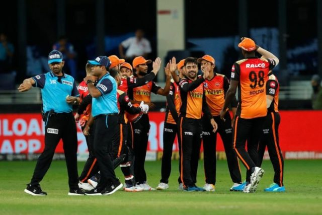 IPL 2020: Match 47- Sunrisers Hyderabad vs Delhi Capitals - Match Report