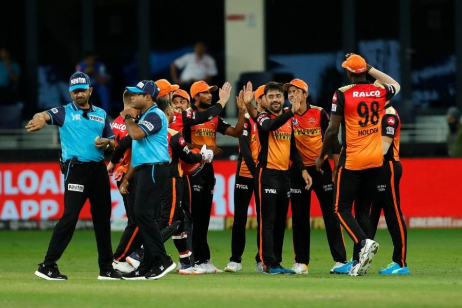 IPL 2020: Match 47- Sunrisers Hyderabad vs Delhi Capitals-Match Report
