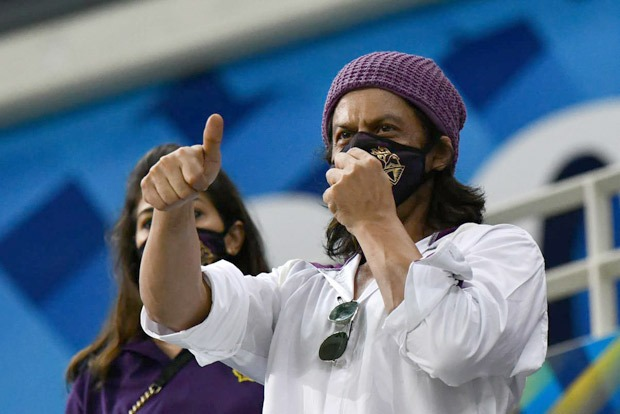 IPL 2020: Shahrukh Khan's Hilarious Response To A Fan's Question On KKR's Campaign