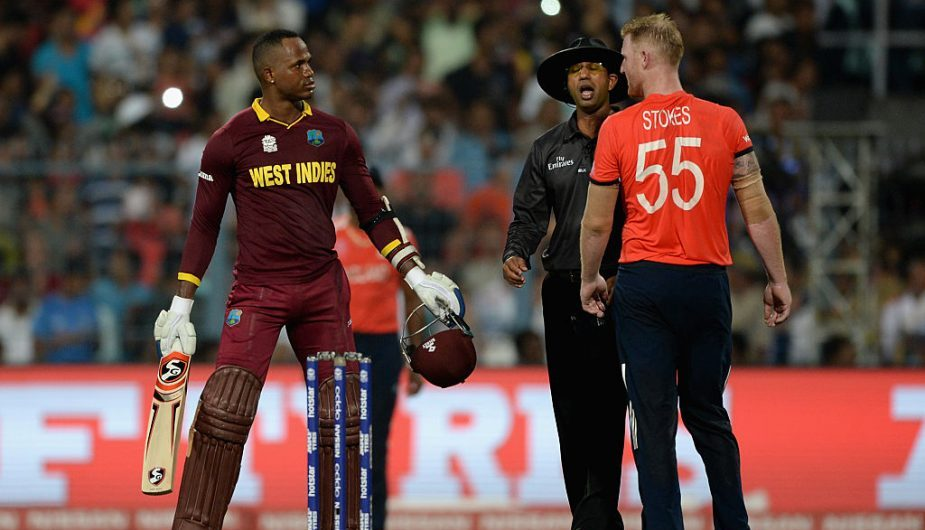 Marlon Samuels Targets Ben Stokes Over Quarantine Comments