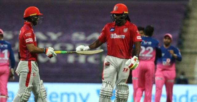 Chris Gayle Sanctioned For Venting Out Frustration After Missing Century