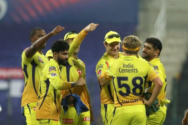 CSK IPL Chennai Super Kings