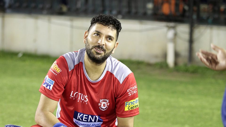 IPL 2020: Yuvraj Singh Reacts after KXIP's Win Over Sunrisers Hyderabad