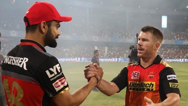 IPL 2020: Match 52 - Sunrisers Hyderabad vs Royal Challengers Bangalore: 5 Key Players To Watch Out For