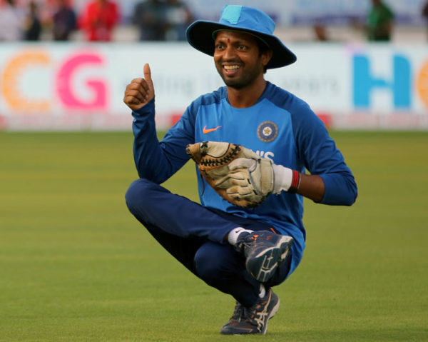 D Raghavendra Throwdown Specialist Of Team India Tested COVID-19 Positive