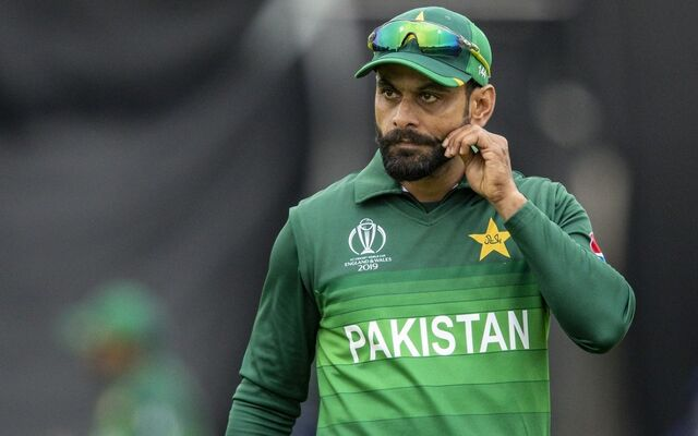 Pakistan Drop Mohammed Hafeez For Zimbabwe ODIs