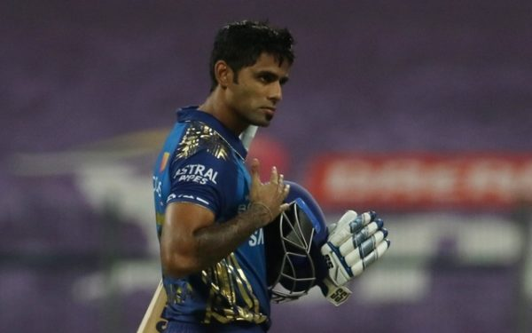 Pleased To Have Finished The Game - Suryakumar Yadav