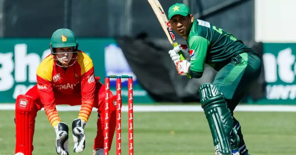 Pakistan Zimbabwe Schedule