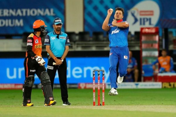 IPL 2020: Umpire Anil Chaudhary Sparks Argument After Influencing DRS Call