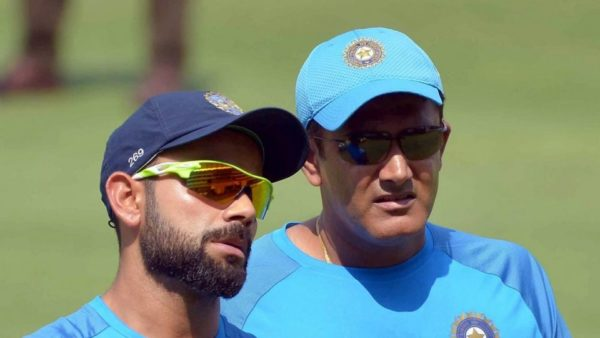 'Account Hacked'? Twitter Reacts After Virat Kohli Wishes Anil Kumble On His Birthday