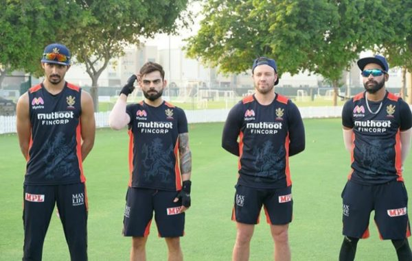 Virat Kohli Shares A Photo With RCB Teammates Which Takes Him Back To School