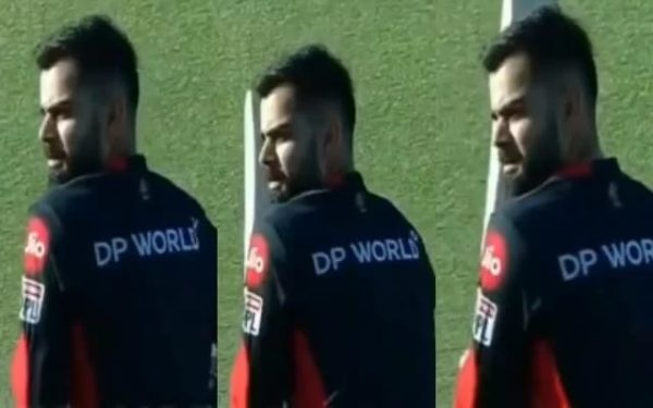 Watch - Virat Kohli Mimics Steve Smith Ahead Of The Match Against KKR