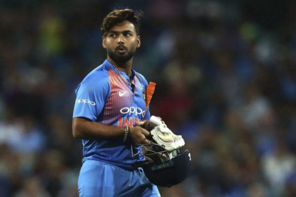 Weight Issues Could Keep Rishabh Pant Out Of Team India For Australia Tour