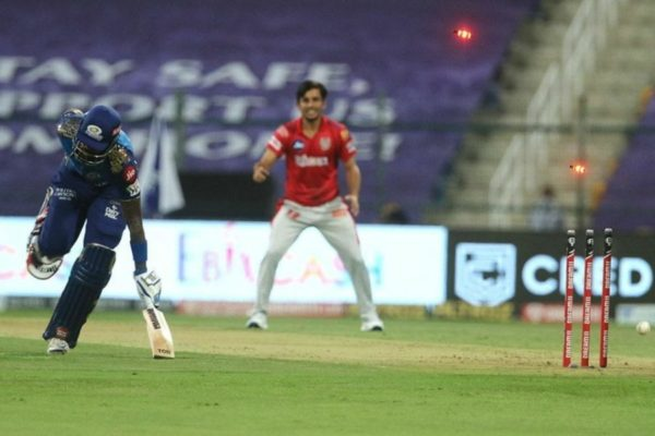 IPL Mohammed Shami Mumbai Indians vs Kings XI Punjab