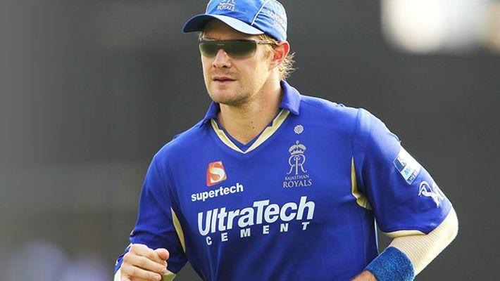 Shane Watson IPL Captain
