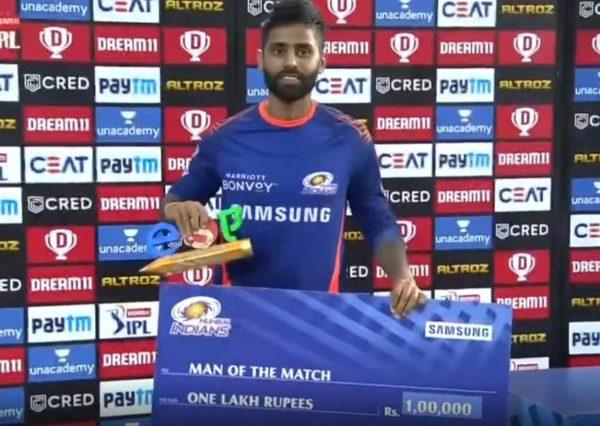 Suryakumar yadav-India's Predicted Playing XI