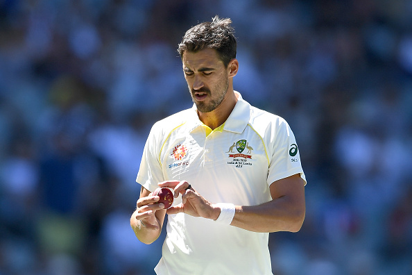 Mitchell Starc Not Paying Attention To Critics Ahead Of India Series