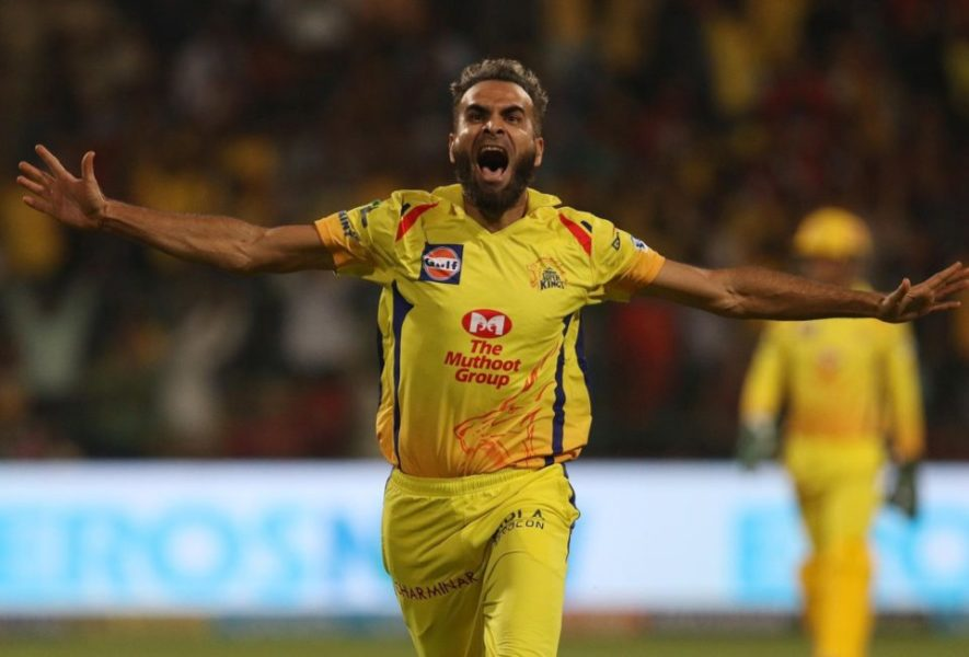Imran Tahir Reveals An Incident When He Ran Out Of The Ground While Celebrating