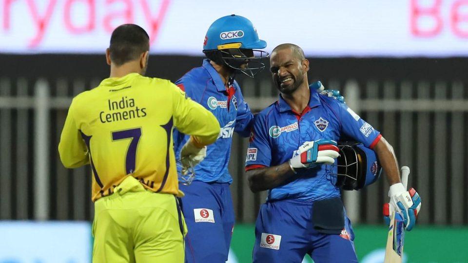 Delhi Capitals vs Chennai Super Kings-Match Report