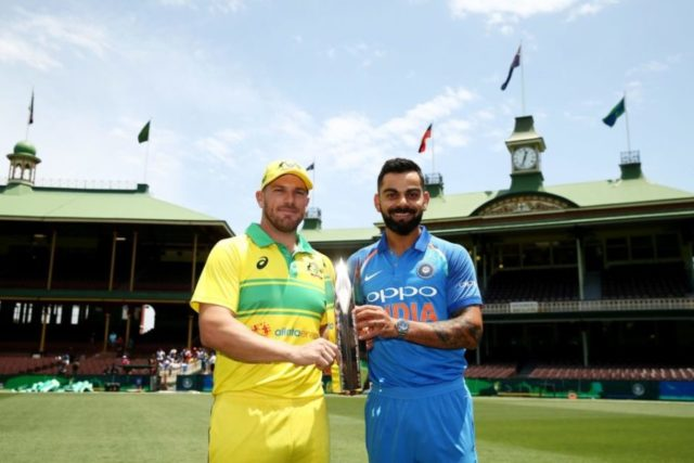 Australia vs India 2020: 1st ODI - Match Prediction