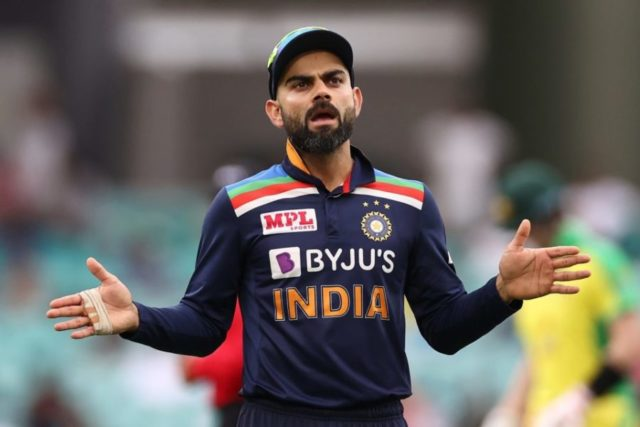 Virat Kohli Rues Poor Bowling Effort After Losing ODI Series Against Australia