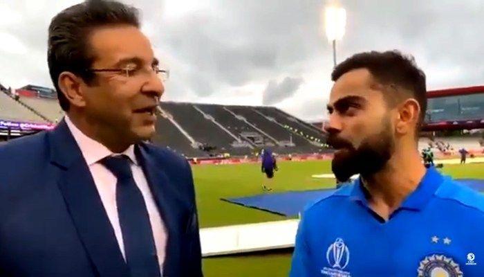 Wasim Akram Compares Between Virat Kohli & Babar Azam - Cricfit