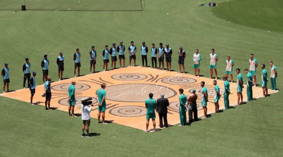 racism Barefoot Circle Ceremony