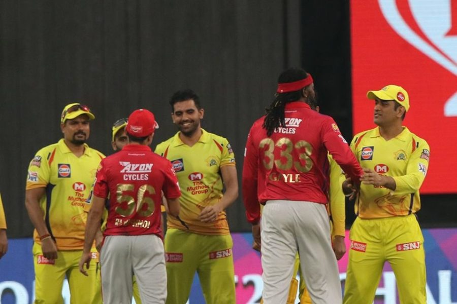 Chennai Super Kings vs Kings XI Punjab-Match Report