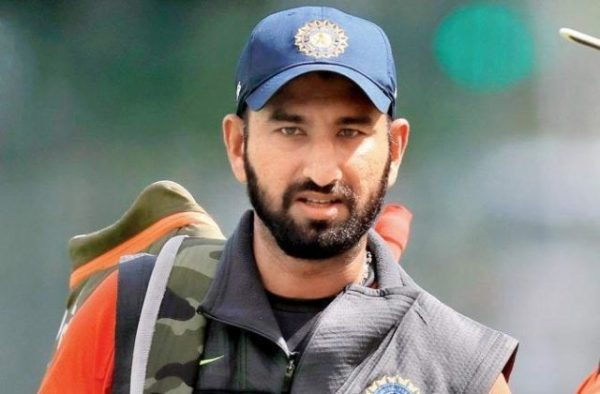 Cheteshwar Pujara India's Predicted Playing XI