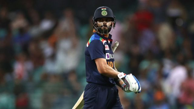 Virat Kohli 23 Runs Away From Breaking Sachin Tendulkar's Massive Record