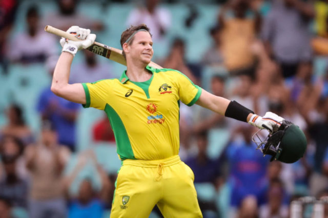 Steve Smith Keen To Carry The Confidence In The T20Is Against India