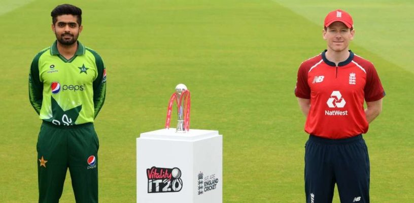 England Tour of Pakistan