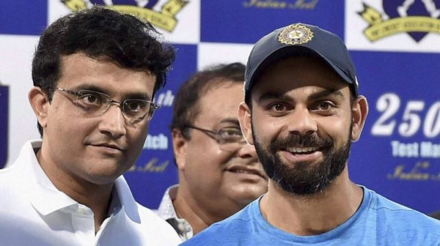 India To Host England For Five T20Is, Confirms Sourav Ganguly