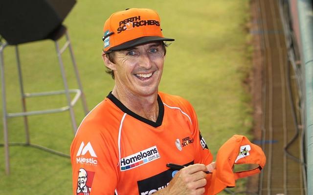 Brad Hogg IPL 2021