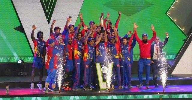 Karachi Kings PSL 2021 tite