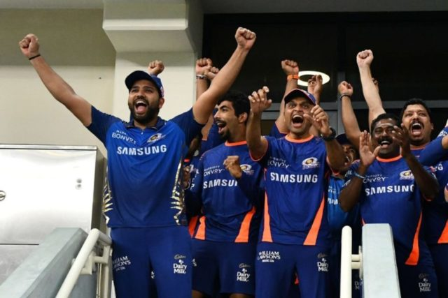 IPL 2020: Mumbai Indians Bag Fifth IPL Title