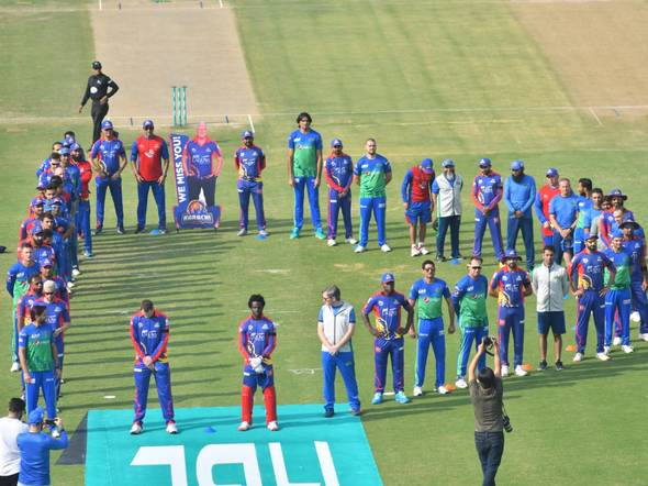 Watch - Dean Jones Paid Rich Tribute In PSL 2020 Qualifier 1