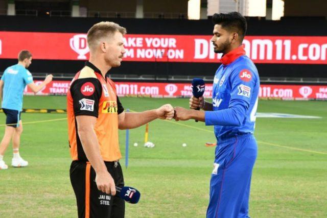 Delhi Capitlas Sunrisers Hyderabad Match Prediction