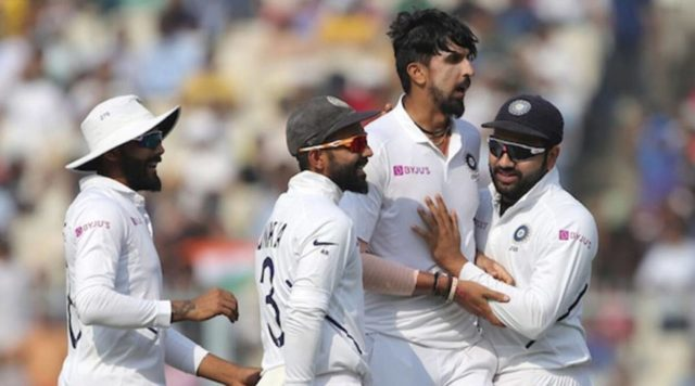 Sourav Ganguly Australia Test Series Rohit Sharma Ishant Sharma
