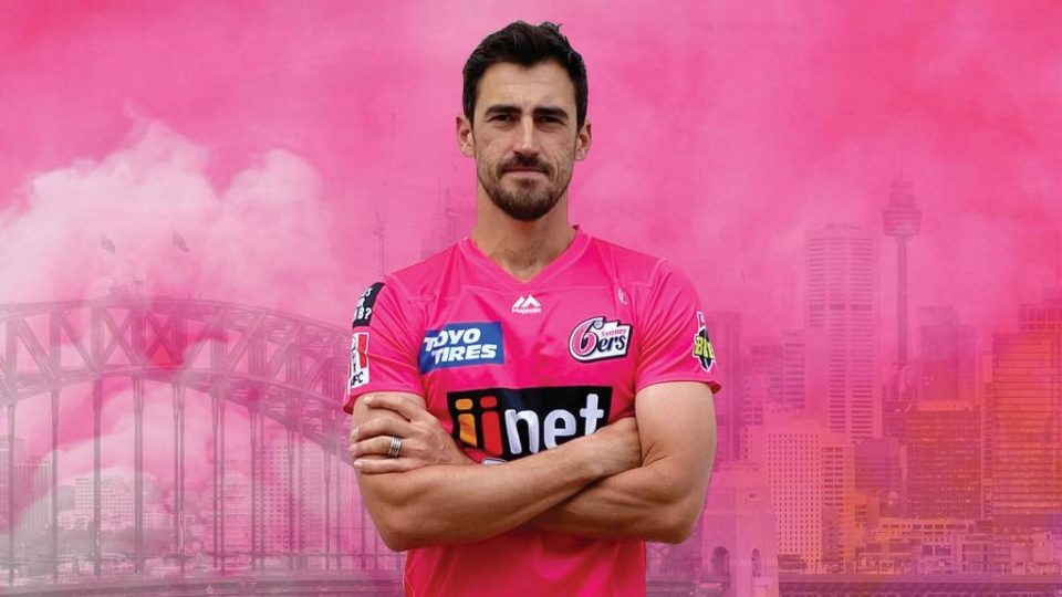 Mitchell Starc Returns To Big Bash League After 6 Years