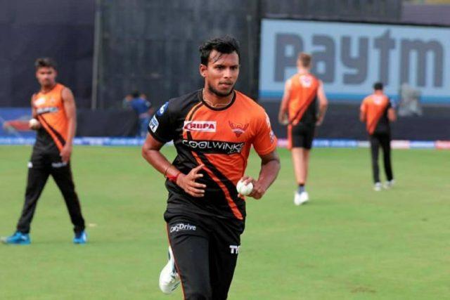 T Natarajan Uncapped XI of IPL 2020