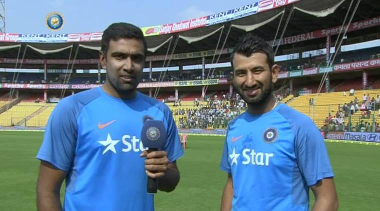Watch - Cheteshwar Pujara Shares Fitness Video; Ravichandran Ashwin Imitates