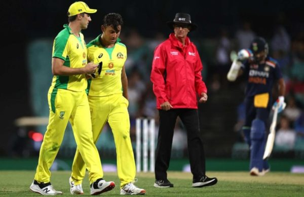 Marcus Stoinis Cameron Green