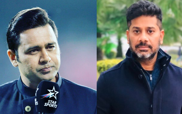 Aakash Chopra Engaged In Verbal Fight With Journalist Over Rohit Sharma Comments