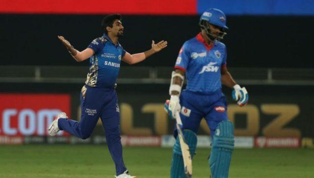 Former KKR skipper Gautam Gambhir has praised Mumbai Indians spearhead Jasprit Bumrah ahead of the IPL 2020 final.